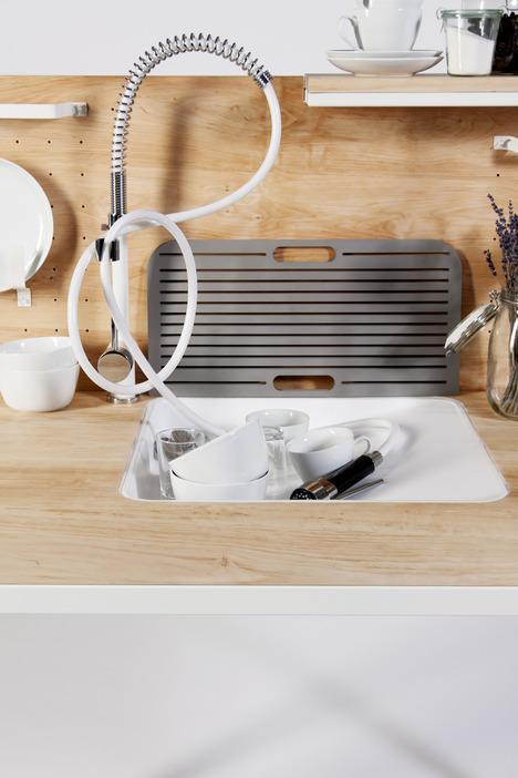 Funktionellt Chopchop Kitchen för att förenkla köksuppgifter