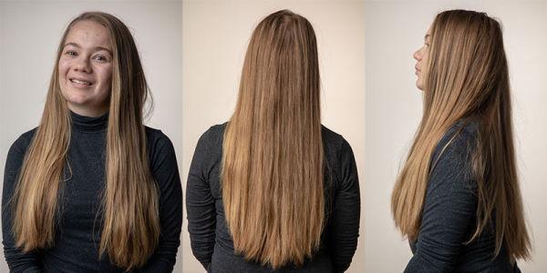Ganska enkelt hårklipp
