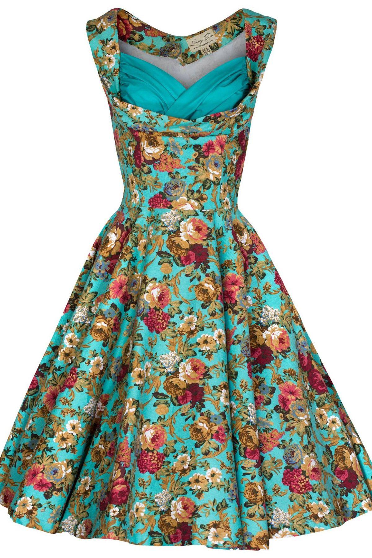 Garden Party Dress Idéer för kläder