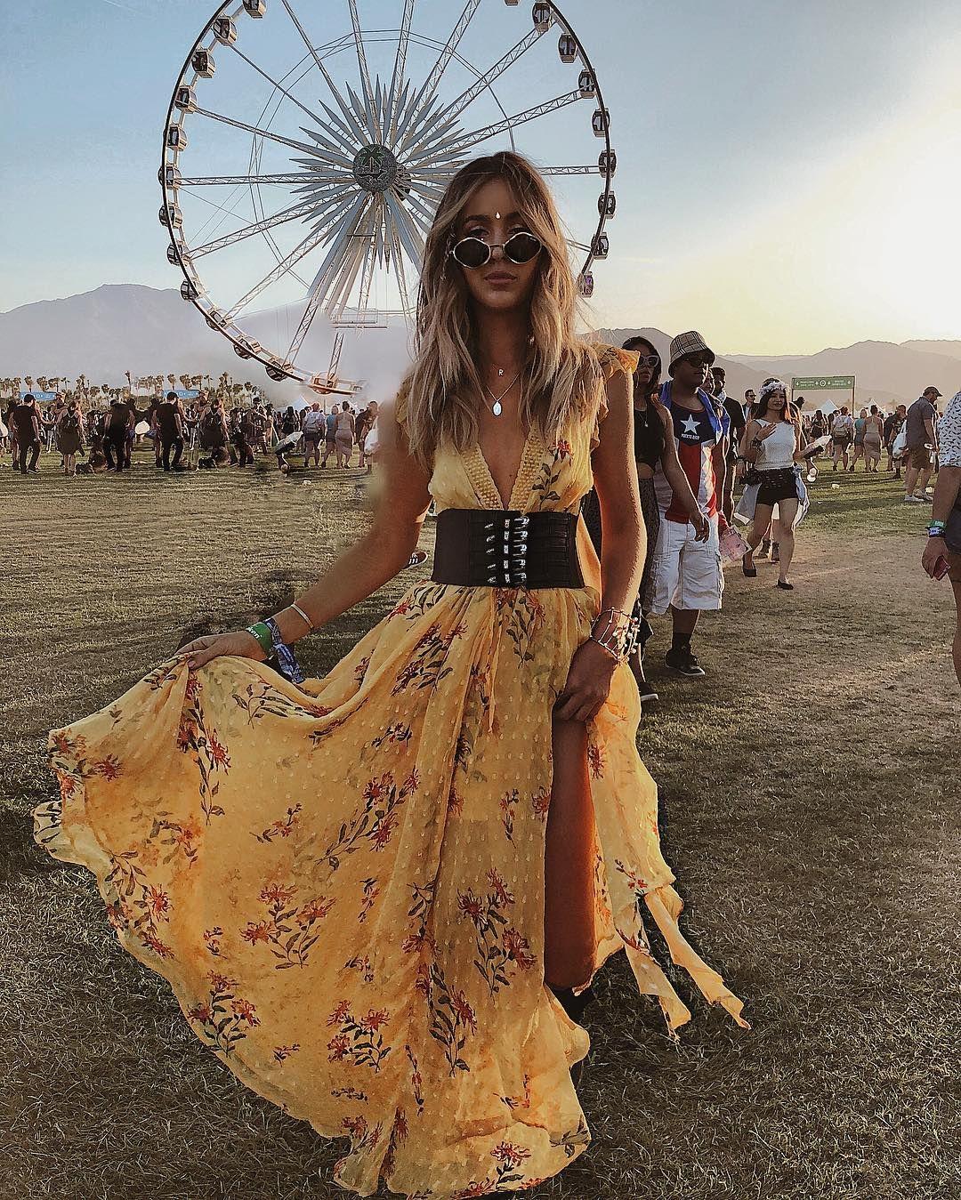Guide för Coachella-stil