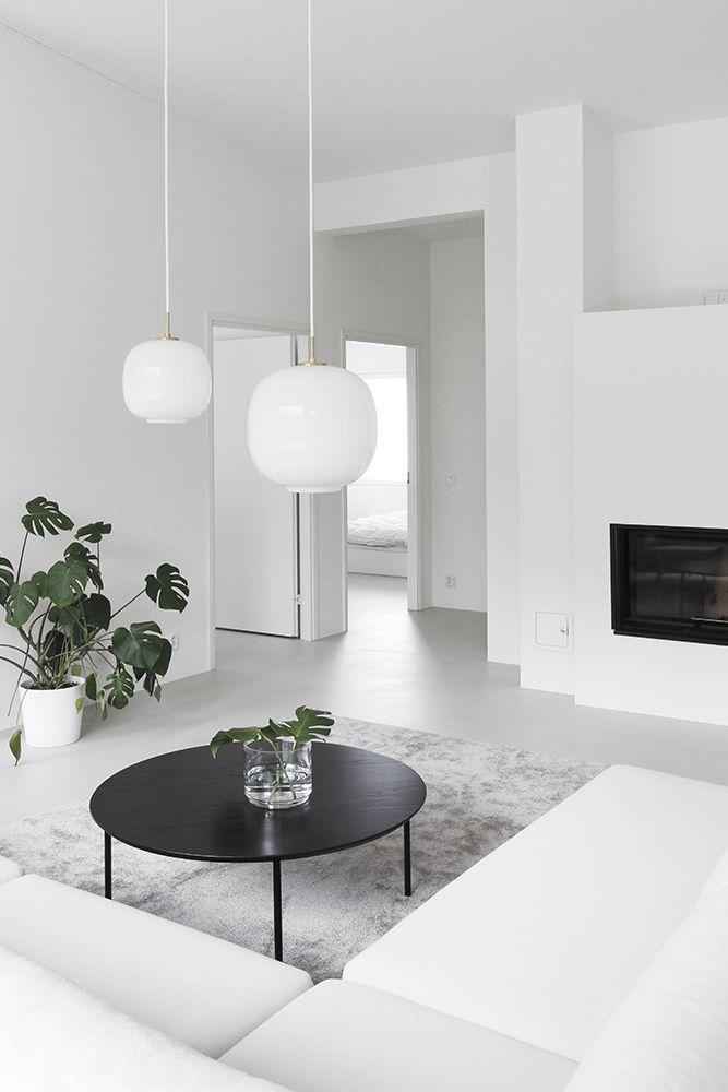 Hausmannian minimalistisk lägenhet
