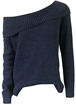 Hur man bär av axelstickad tröja