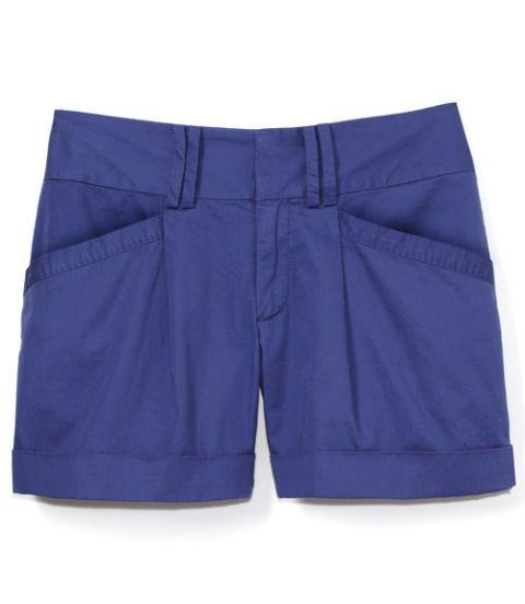 Hur man bär breda shorts