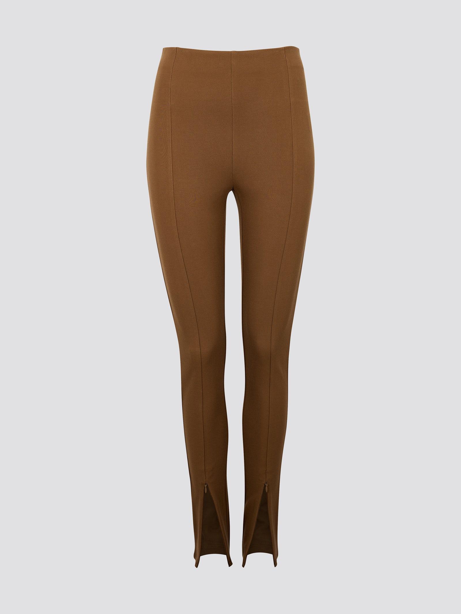 Hur man bär brun tights