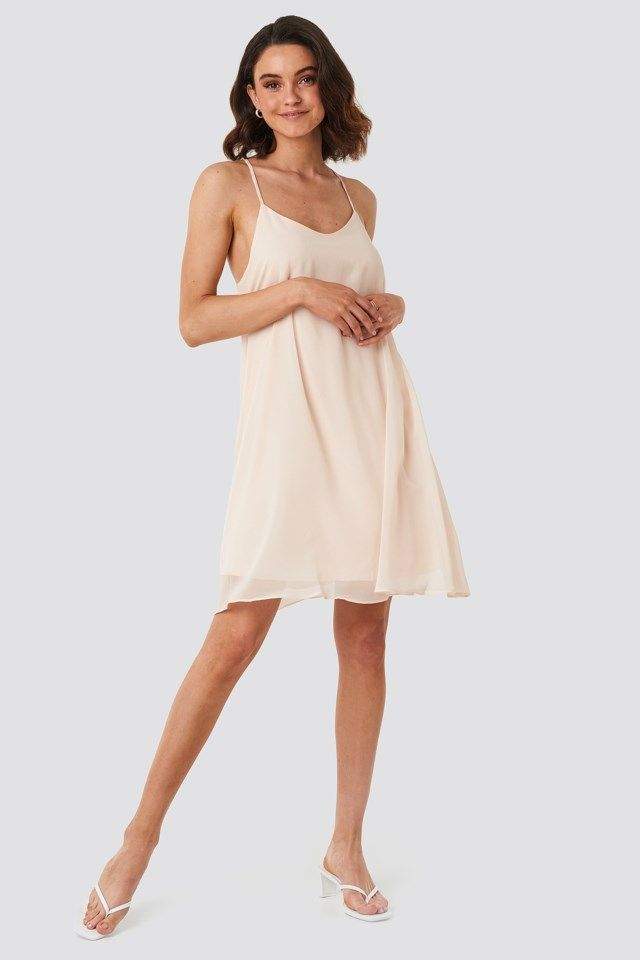 Hur man bär Cami-klänning