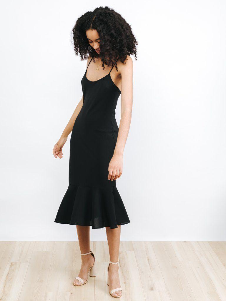 Hur man bär Fishtail Dress