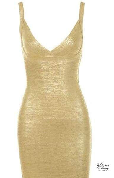 Hur man bär guld paljettklänning
