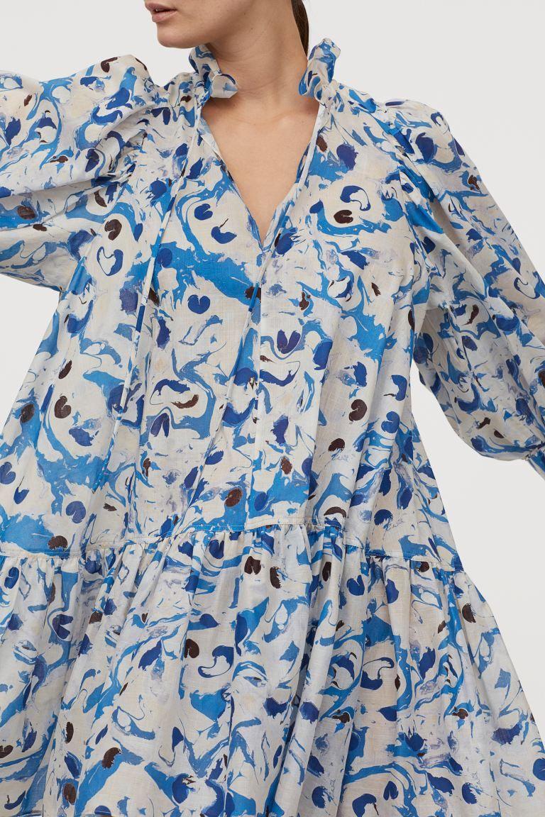 Hur man bär ljusblå kort klänning