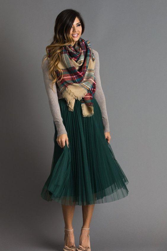 Hur man bär Midi Party Dress