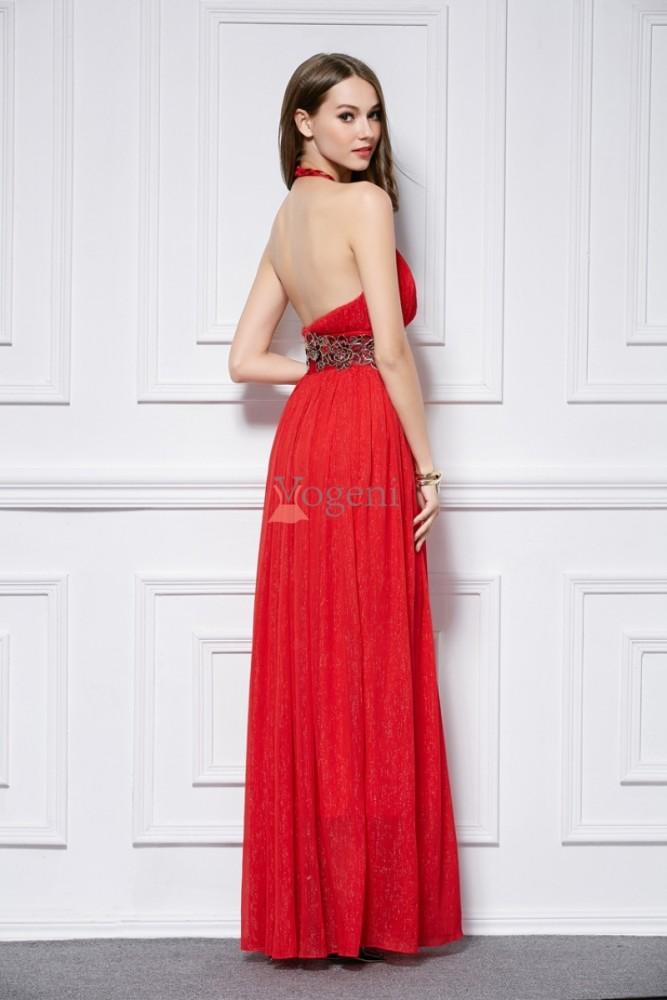 Hur man bär röd klänning