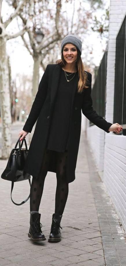 Hur man bär svart och guldklänning