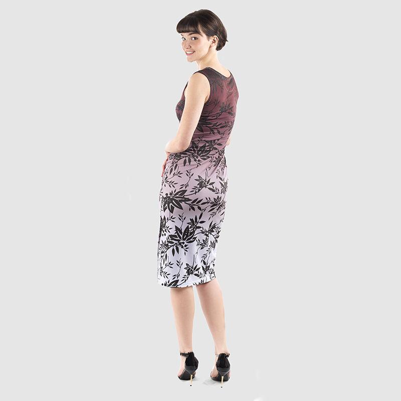 Hur man bär två delar Bodycon klänning