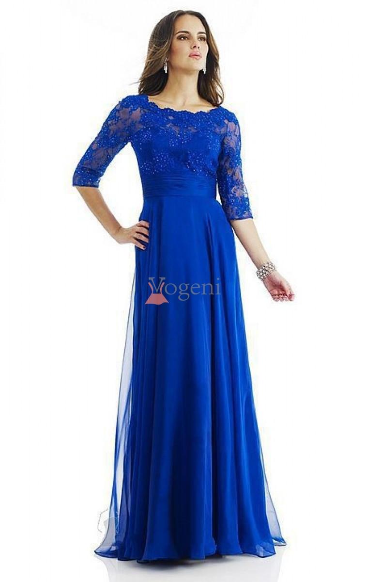 Hur man utformar blå cocktailklänning