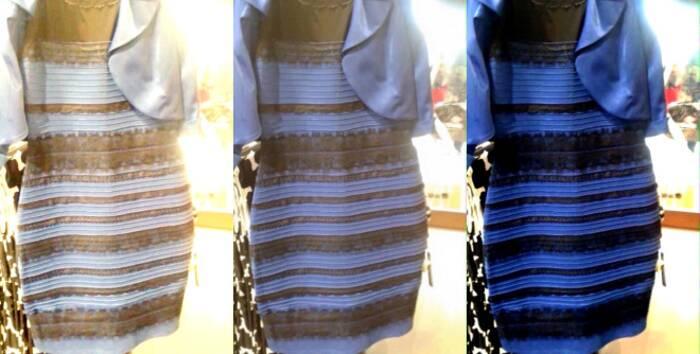 Hur man utformar blå vit randig klänning