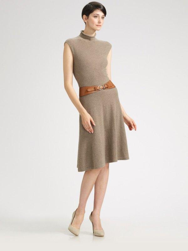 Hur man utformar Cashmere Dress