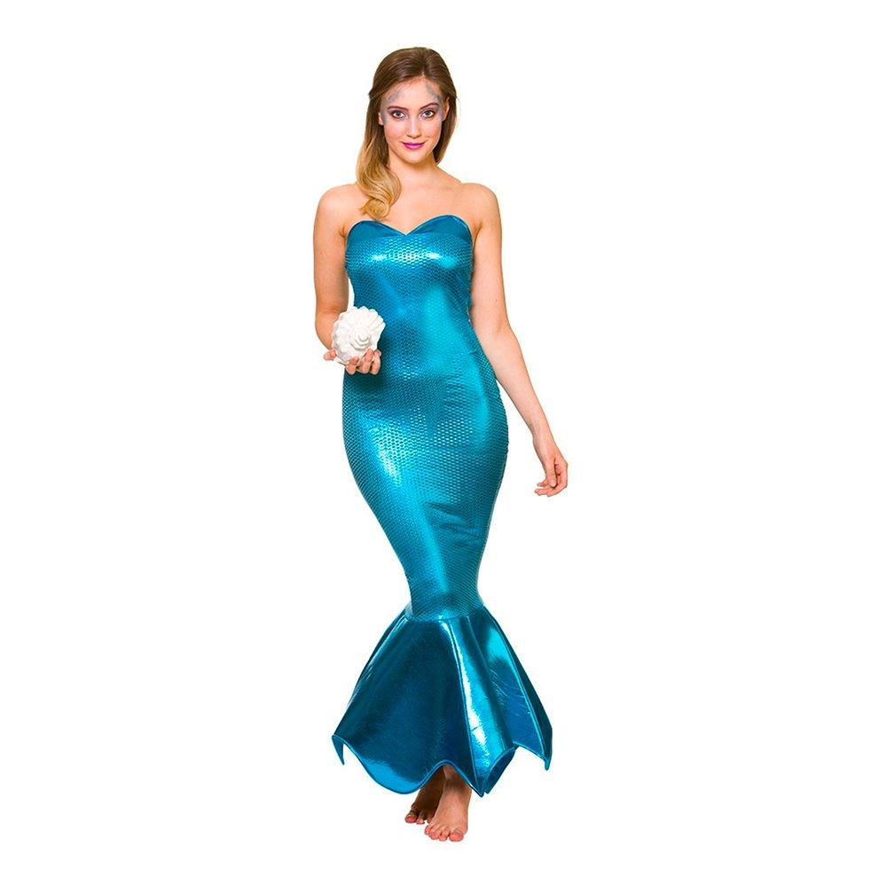 Hur man utformar sjöjungfru midiklänning