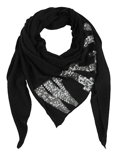 Hur man utformar svart sjal