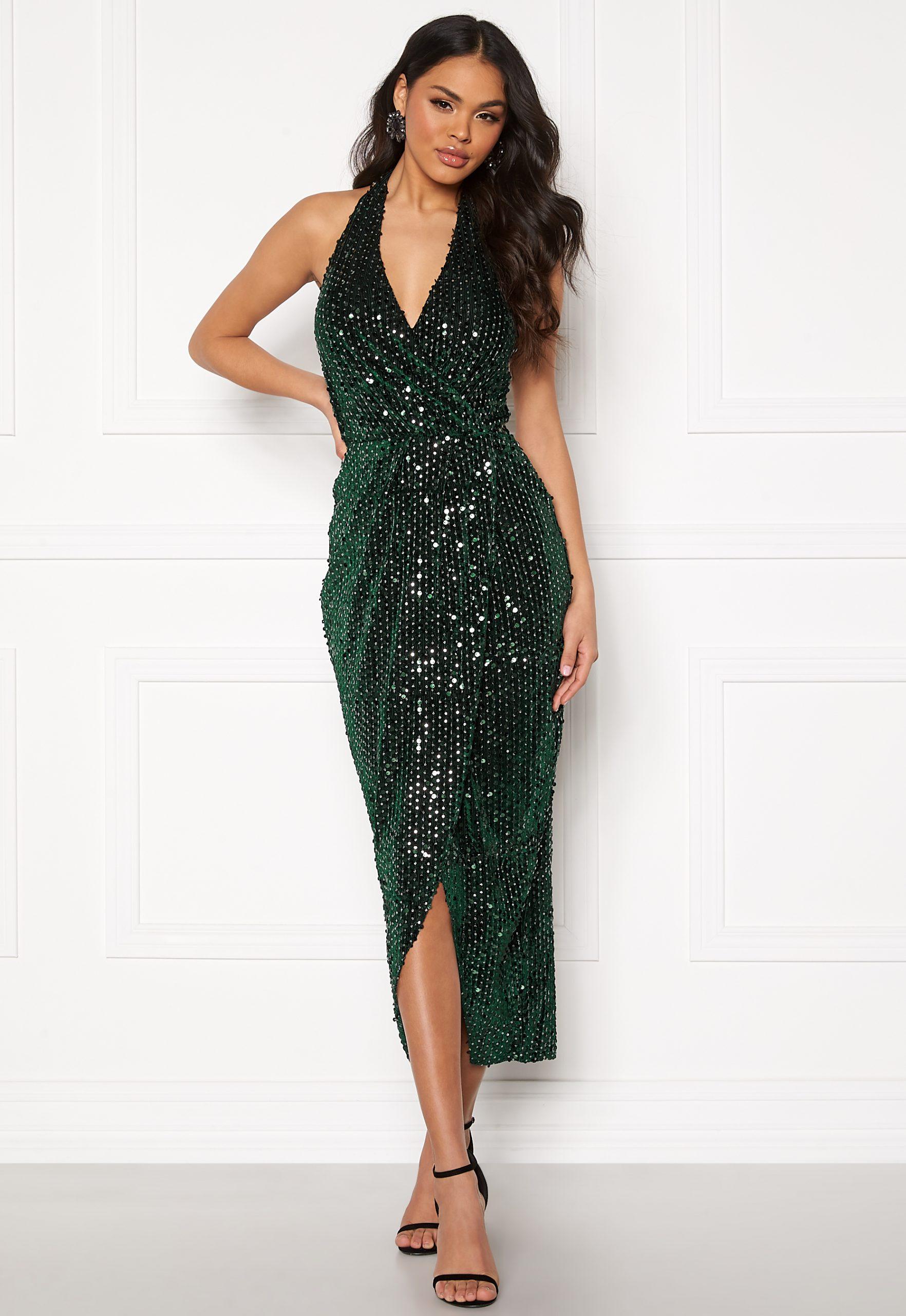 Hur man Wera V-hals klänning