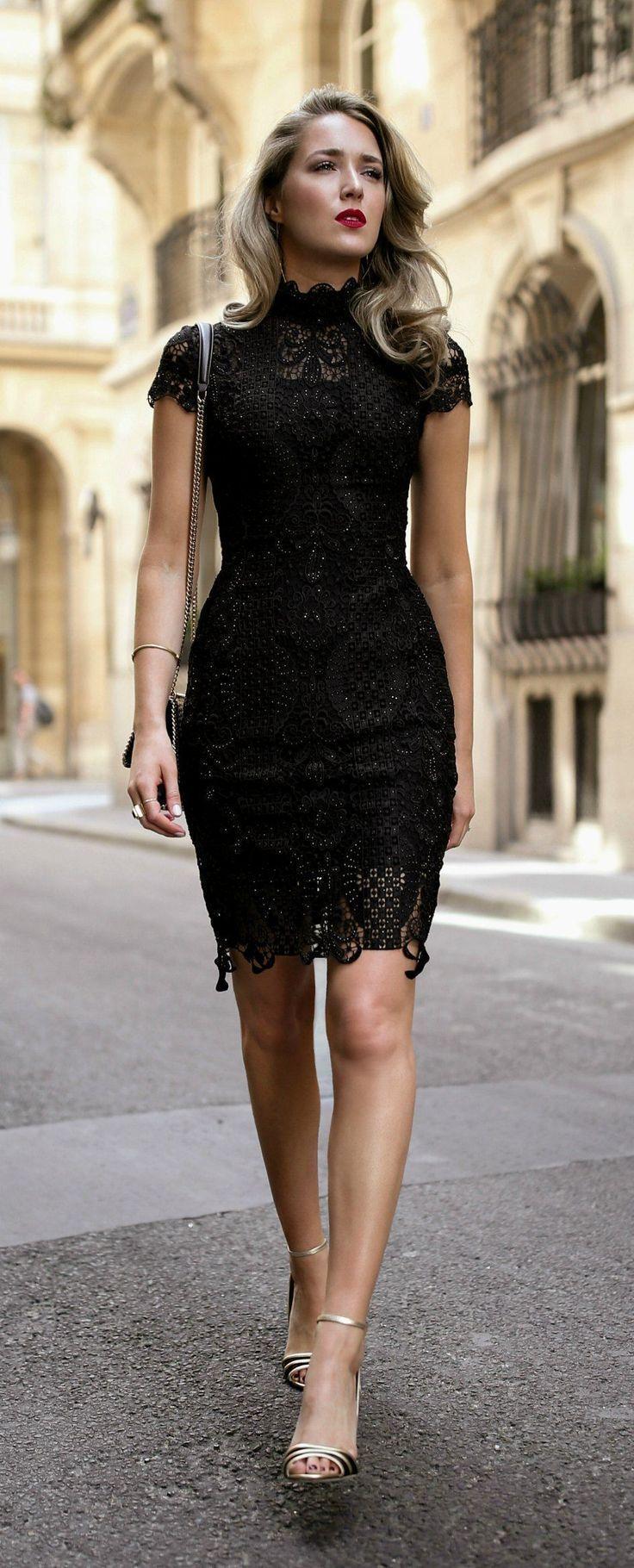 Idéer för Carol Lace Dress Outfit