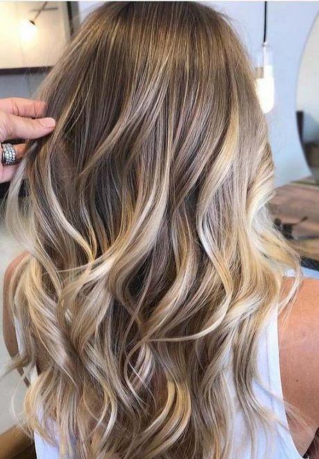Idéer för hårfärgning