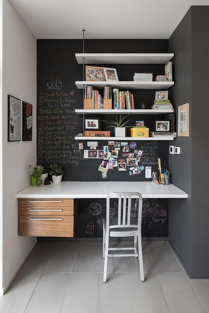 Idéer för inredning av hemmakontor