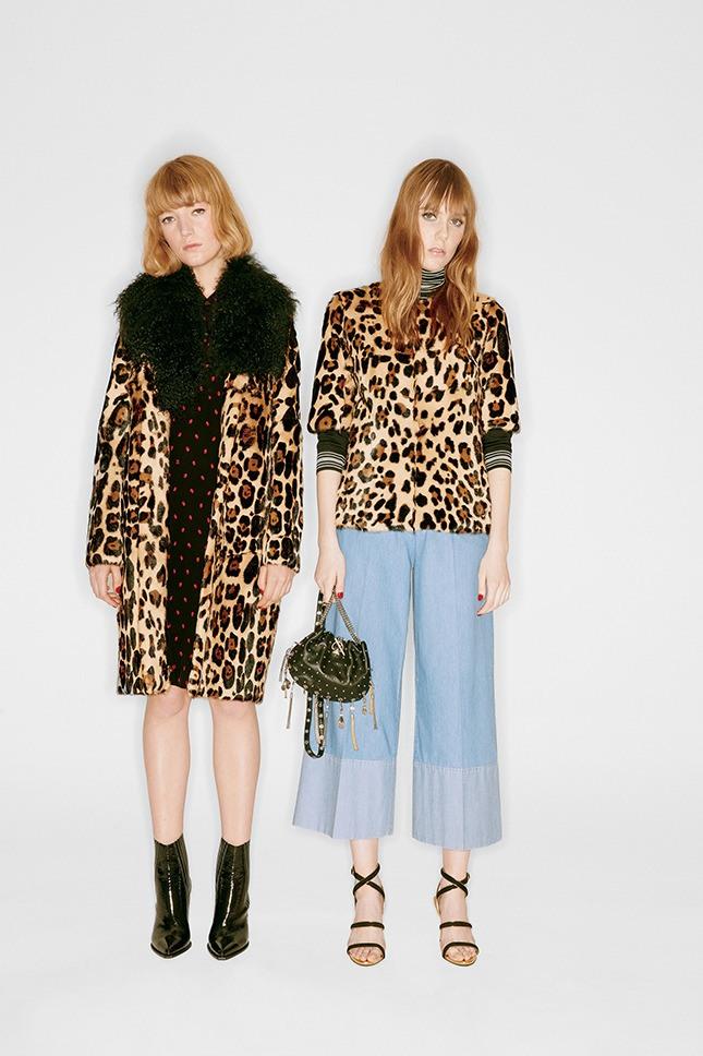 Idéer för kläder för leopardtryck