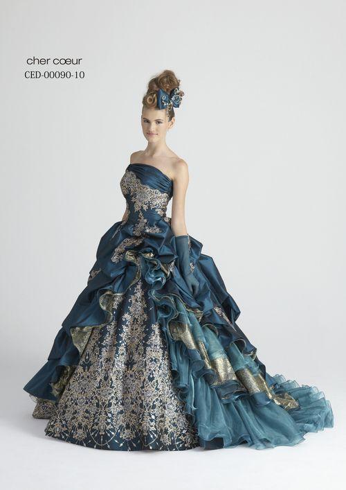 Idéer för kläder med höga balklänningar