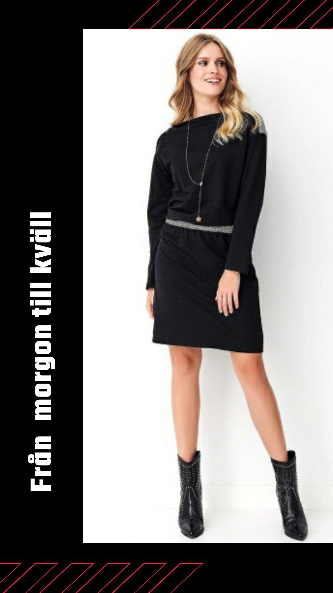 Idéer för svart stickad klädsel