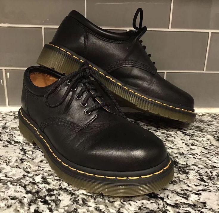 Idéer för svarta läderskor
