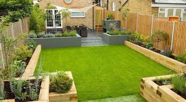 Idéer för trädgårdskantning