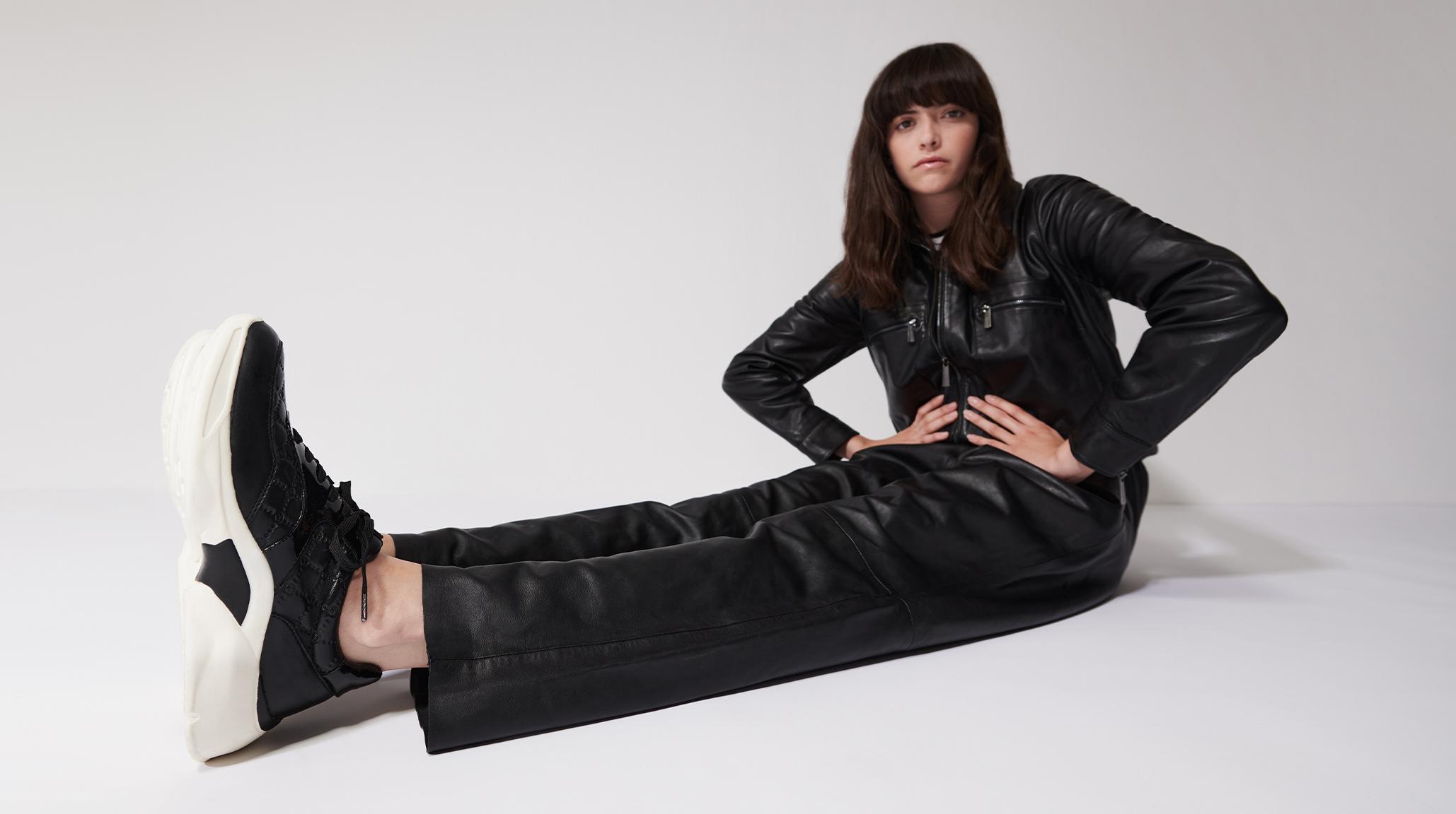 Komfort skor för kvinnor