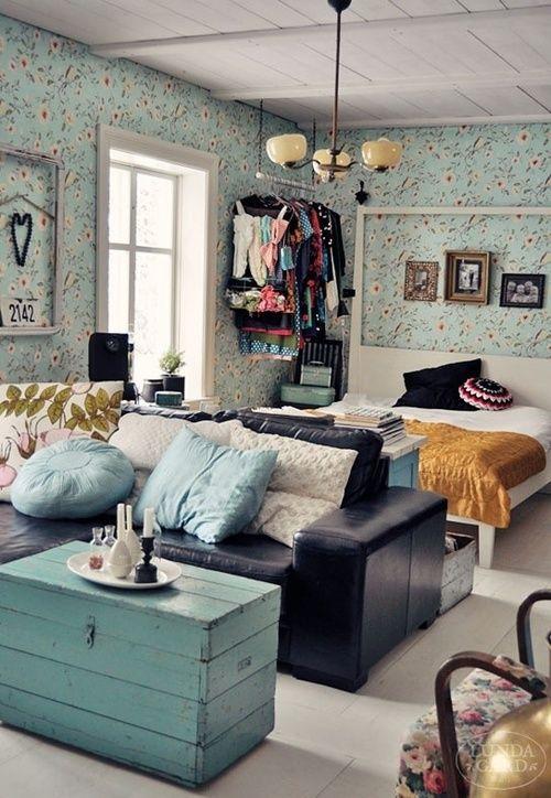 Lägenhet Multi Purpose möbler