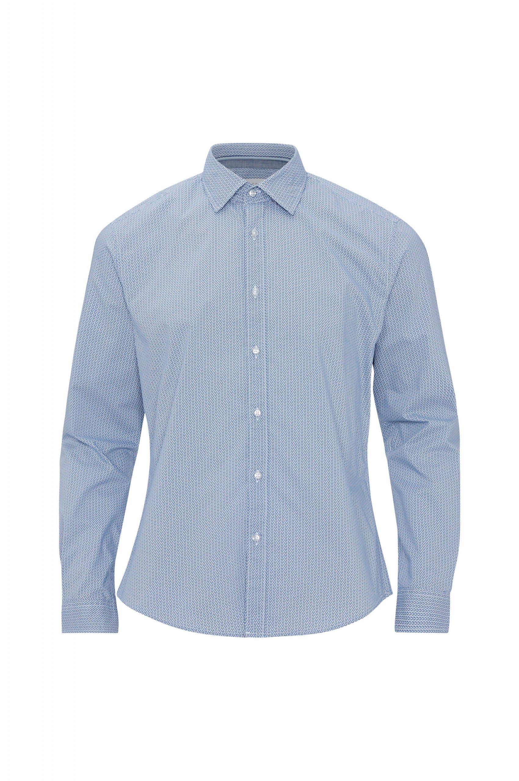 Långärmade skjortor