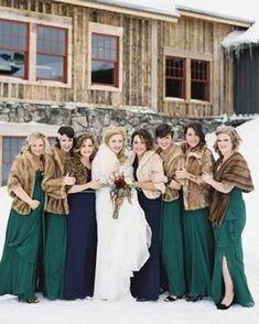 Lyxig burgundy brudtärna för bröllop