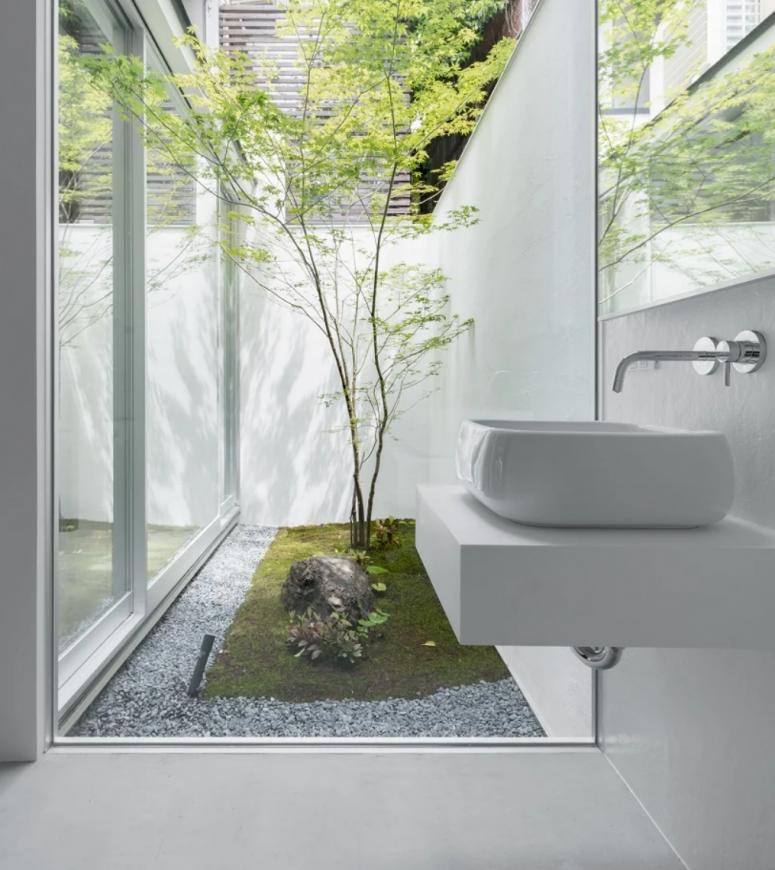 Machiya House blir renoverat i minimalistisk stil
