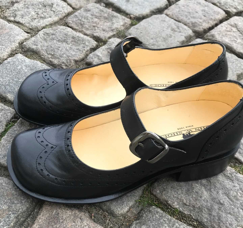 Mary Janes skor