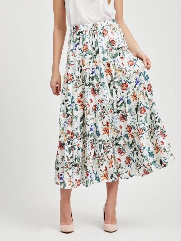 Maxi kjol kläder