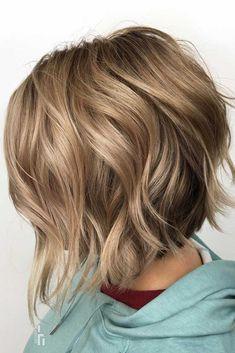 Medium hårklipp Inspirationer