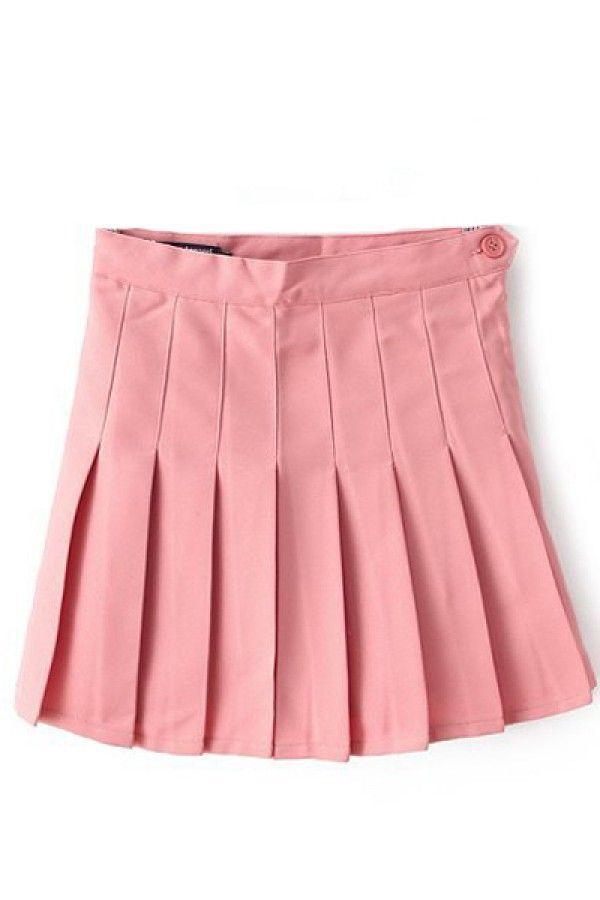 Mini kjolar