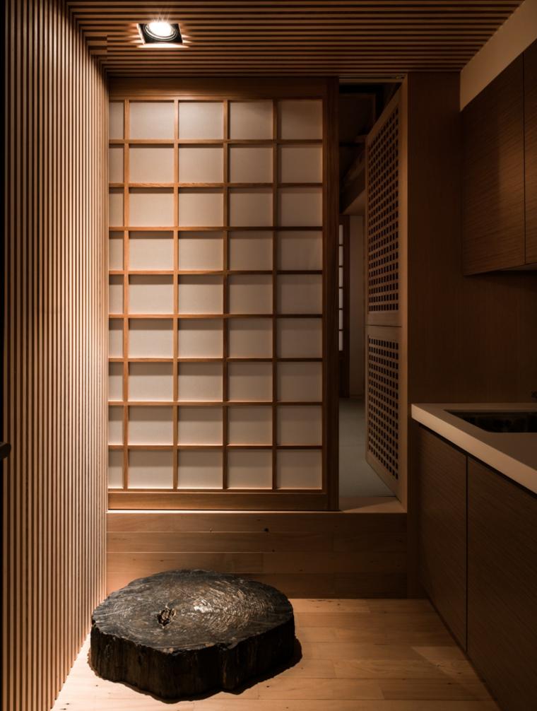 Minimalism och mångsidighet Japanska paneler Idéer för din heminredning