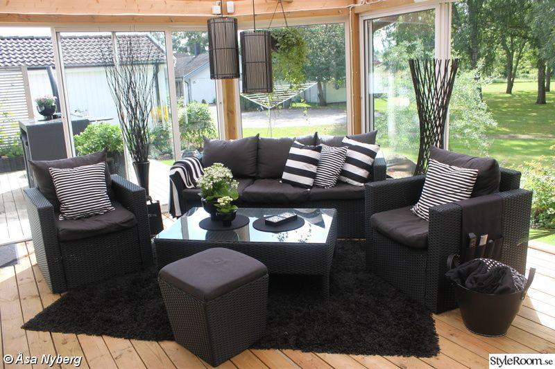 Möbler för färgbyte