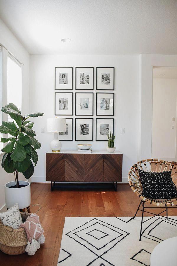 Modern Whimsy lägenhet