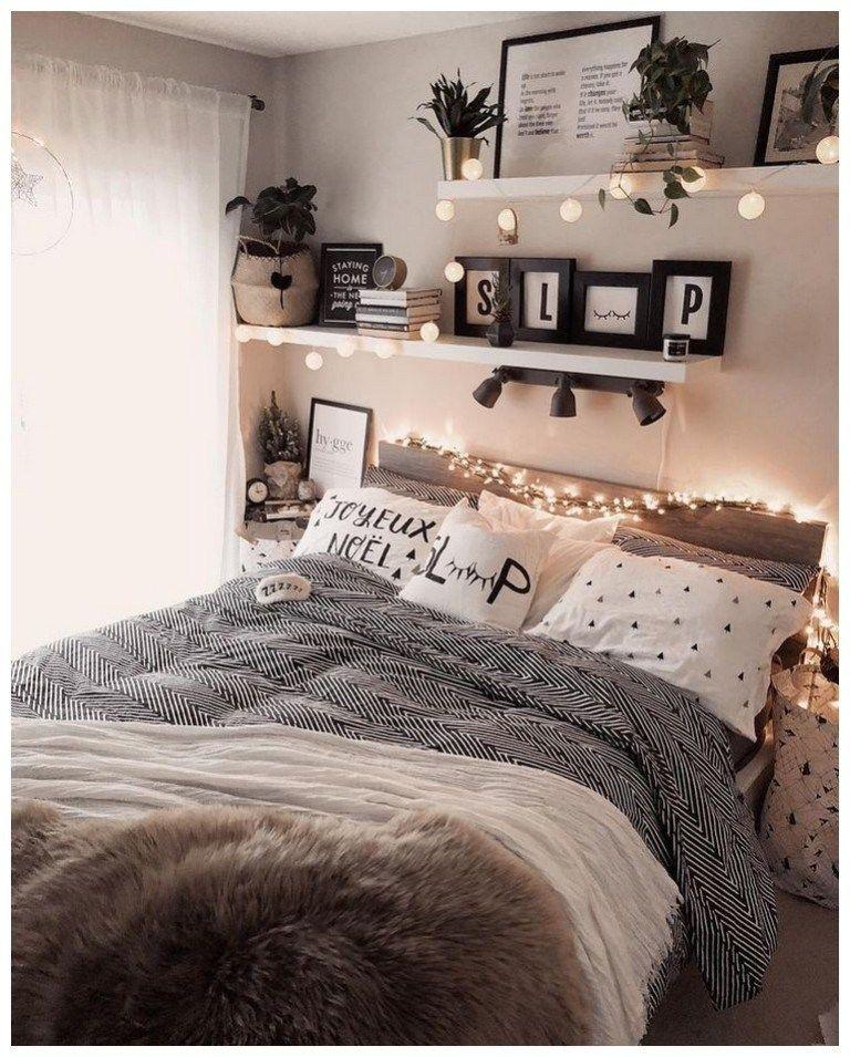 Moderna Teen Girl sovrum