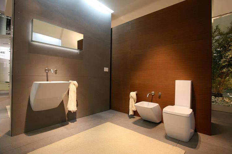 Modulsystem för badrum Linea Atmosfere från Axa