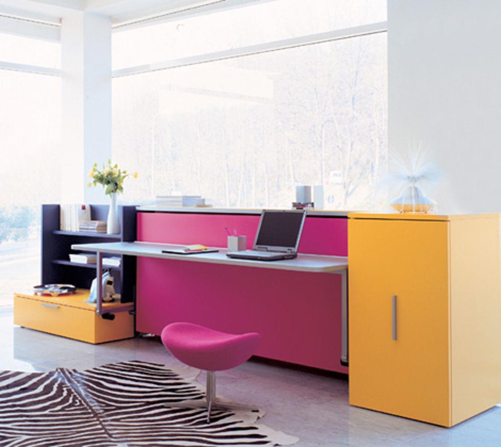 Multifunktionella möbler