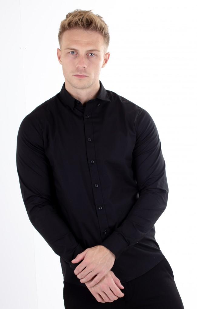 Muskel skjortor