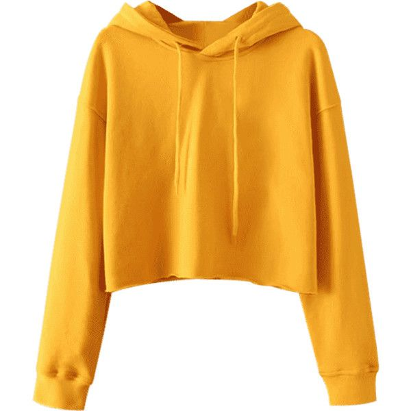 Mustard Yellow Hoodie Outfit Idéer