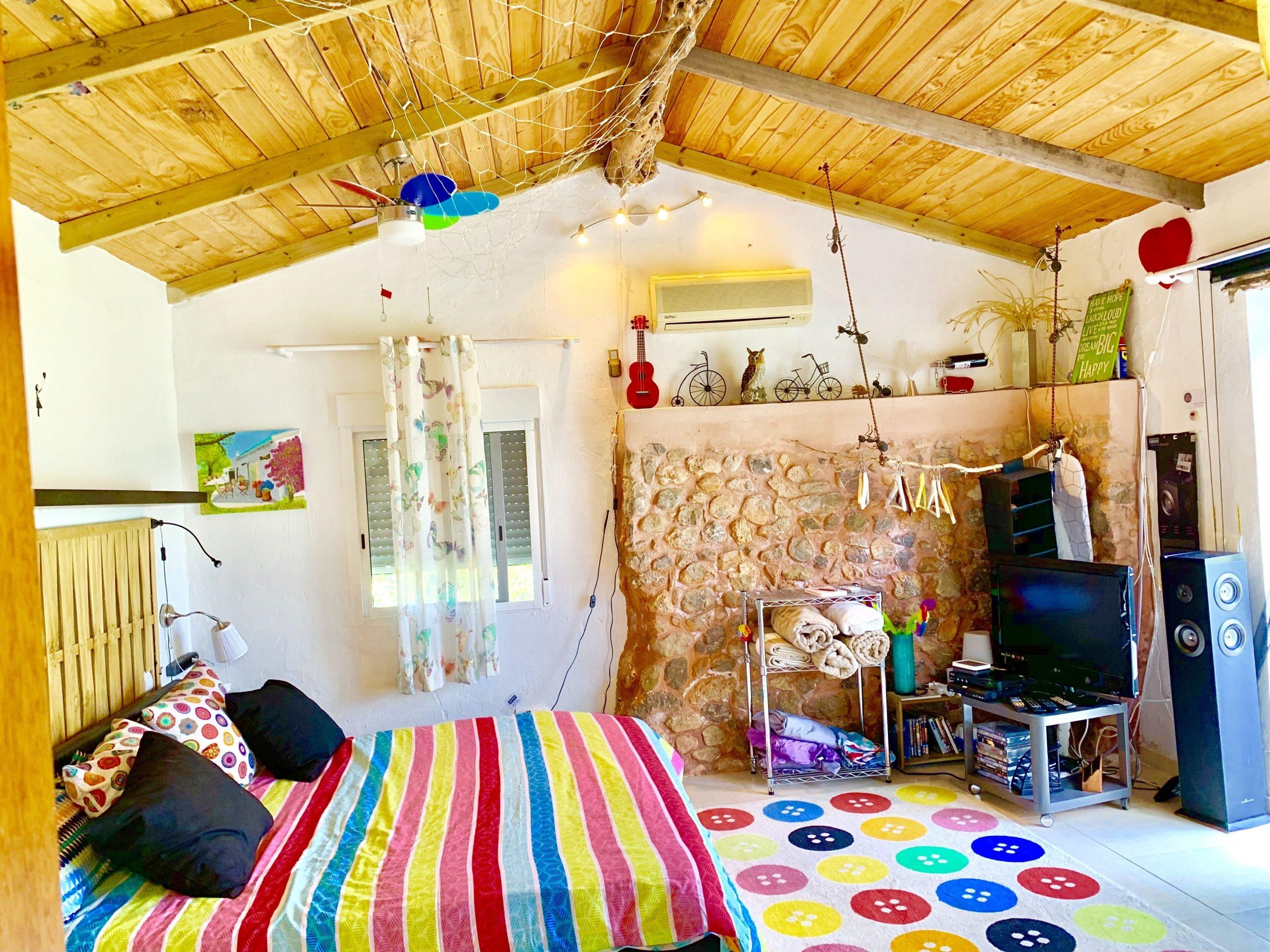 Mysigt Ibiza-hus