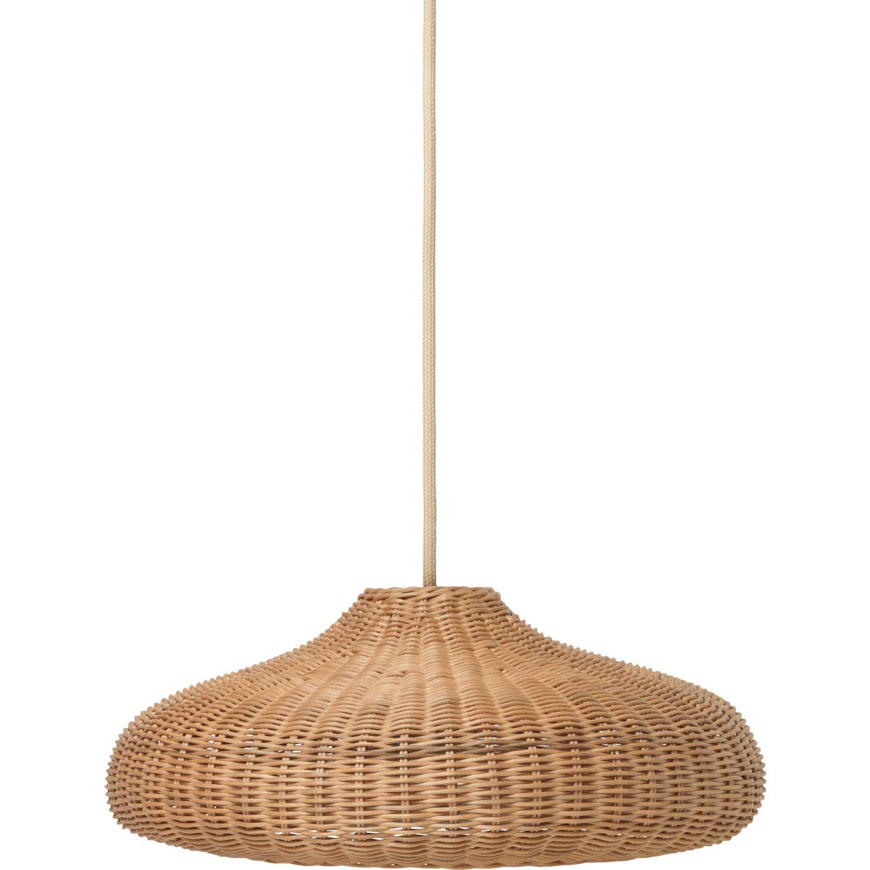 Naturinspirerad lampa
