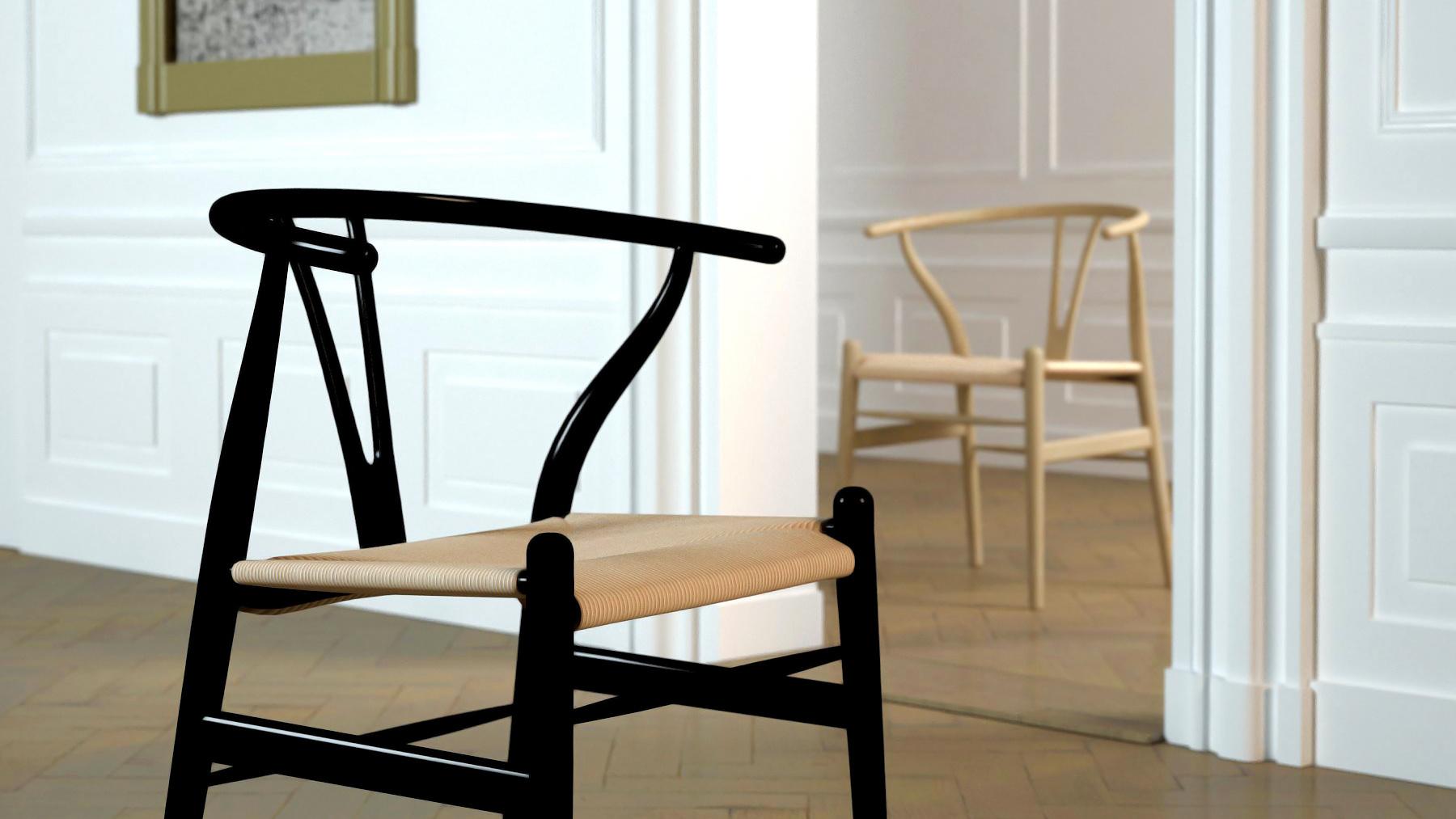 Nya stolar och rymddelare